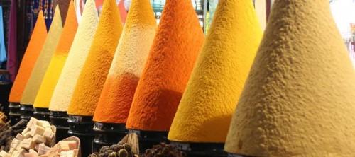 moroccan spice bazar