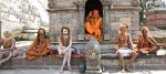 Nepal_Pashupatinath_Sadhus